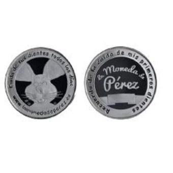 moneda ratoncito perez 45 mm