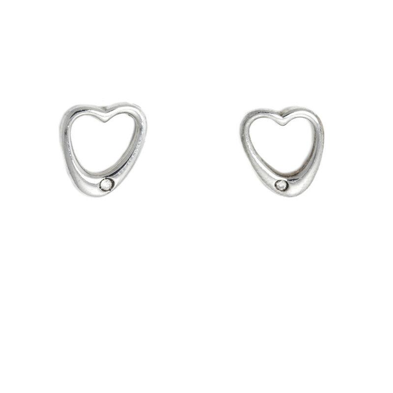 Pendientes Corazón  DE032902700  Hot Diamonds