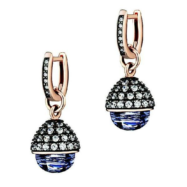 Pendientes de plata ORGM 1416 Kavak Diamonds