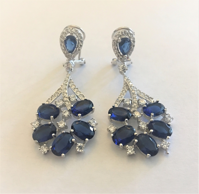 Pendientes Swarovski ZE52637 Kavak Diamonds