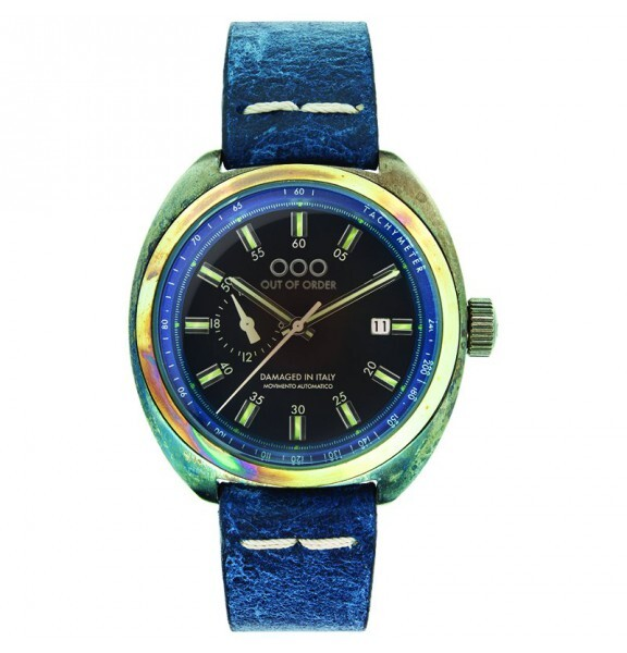 Reloj 0015BL Out of order