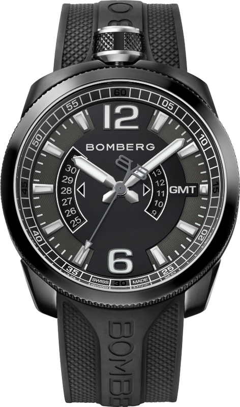 RELOJ ANALOGICO DE HOMBRE BOMBERG BS45.005