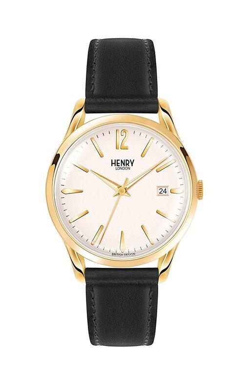 RELOJ ANALOGICO DE UNISEX HENRY LONDON HL39-S-0010
