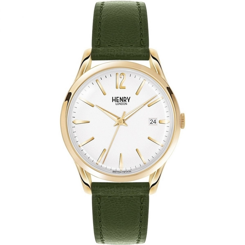 RELOJ ANALOGICO DE UNISEX HENRY LONDON HL39-S-0098