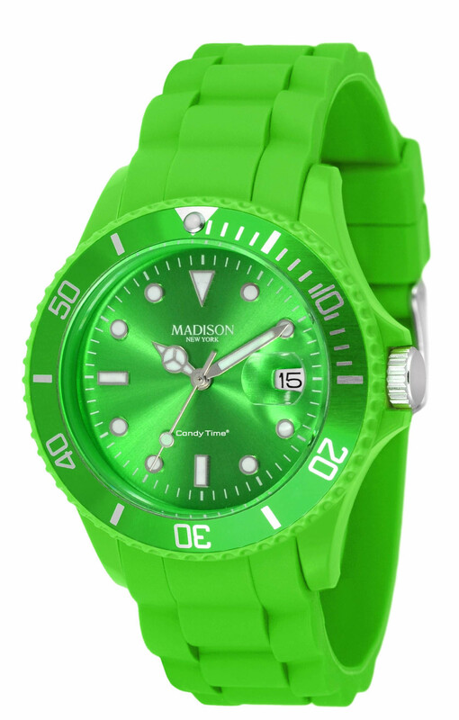 RELOJ ANALOGICO DE UNISEX MADISON U4167-10