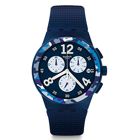 Reloj azul susn414 cam0blu Swatch
