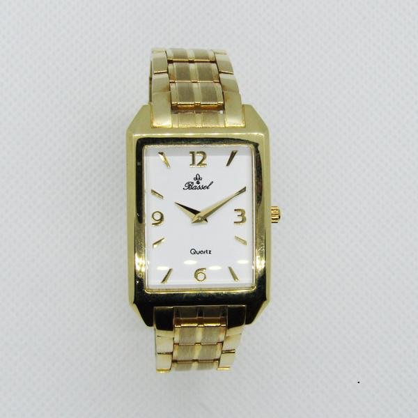 Reloj bassel de oro