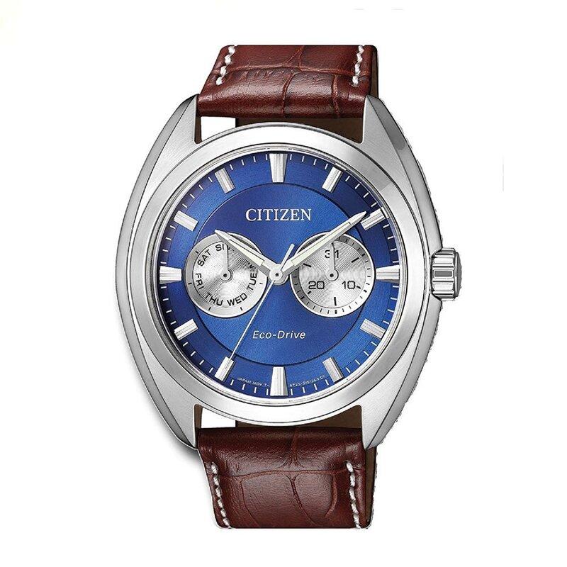 Reloj CAB CITIZEN ECO DRIVE MULTIFUNCION BU4011-11L