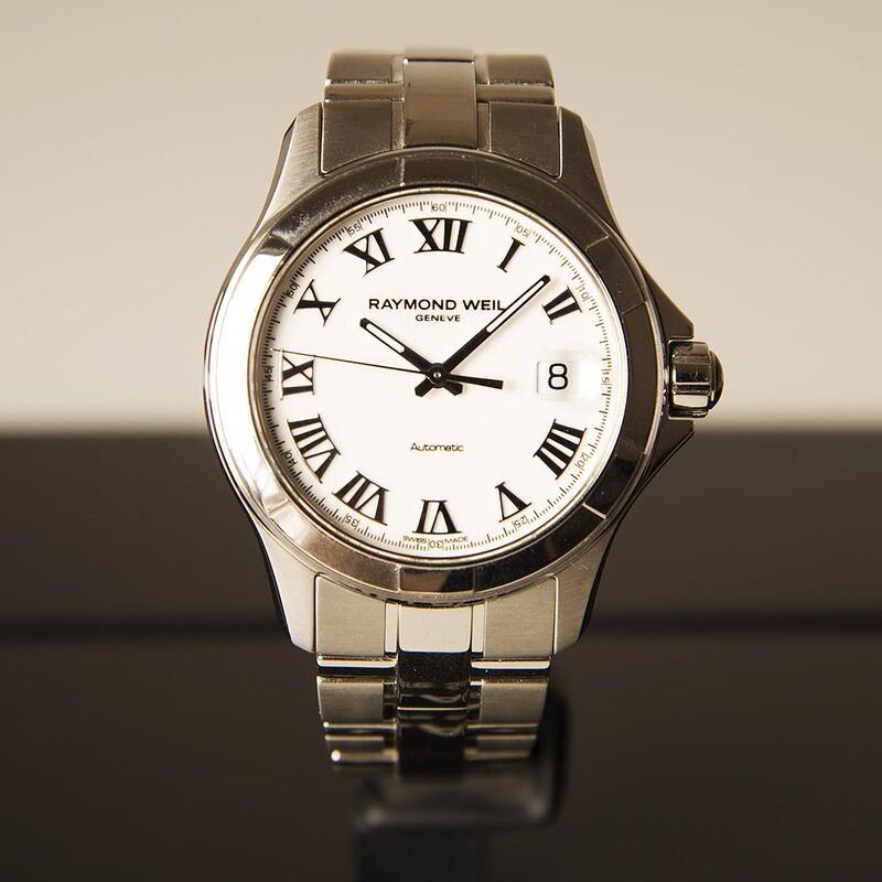 Reloj caballero Raymond Weil 2970-ST-00308 Parsifal
