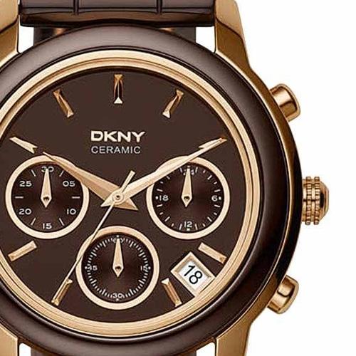 RELOJ CERÁMICO DKNY NY8430