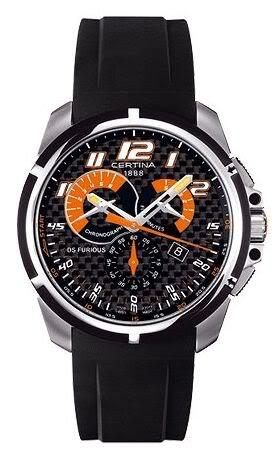 Reloj Certina DS Furious C0114172720200
