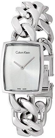 Reloj ck amaze mujer blanco k5d2s126 Calvin Klein