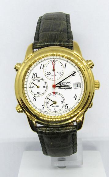 Reloj crono-alarma Seiko