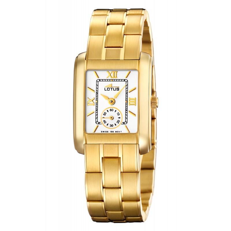 Reloj de oro sra 417/4 Lotus