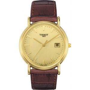 Reloj de oro Tissot de 18 Kilates  T71342921