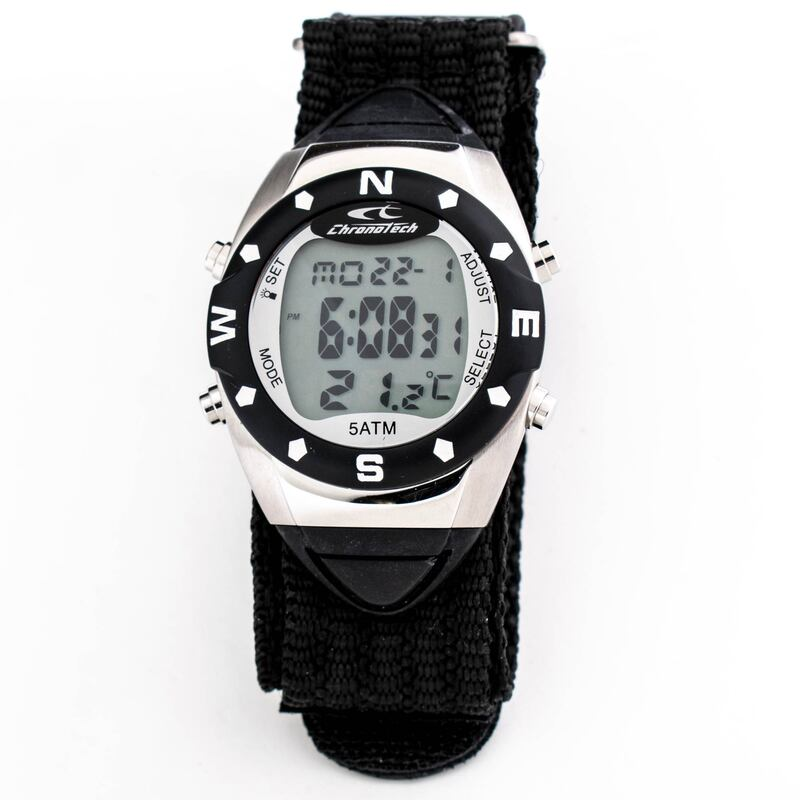 RELOJ DIGITAL DE UNISEX CHRONOTECH CT8070M-01