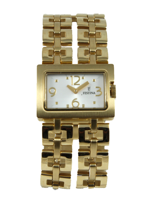 52fdd74f23bc Reloj Festina dorado mujer armix F16301 4. Cargando zoom