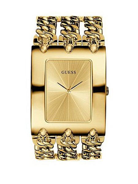 03c5ff033fcc Reloj Guess mujer dorado cadenas 10544l1