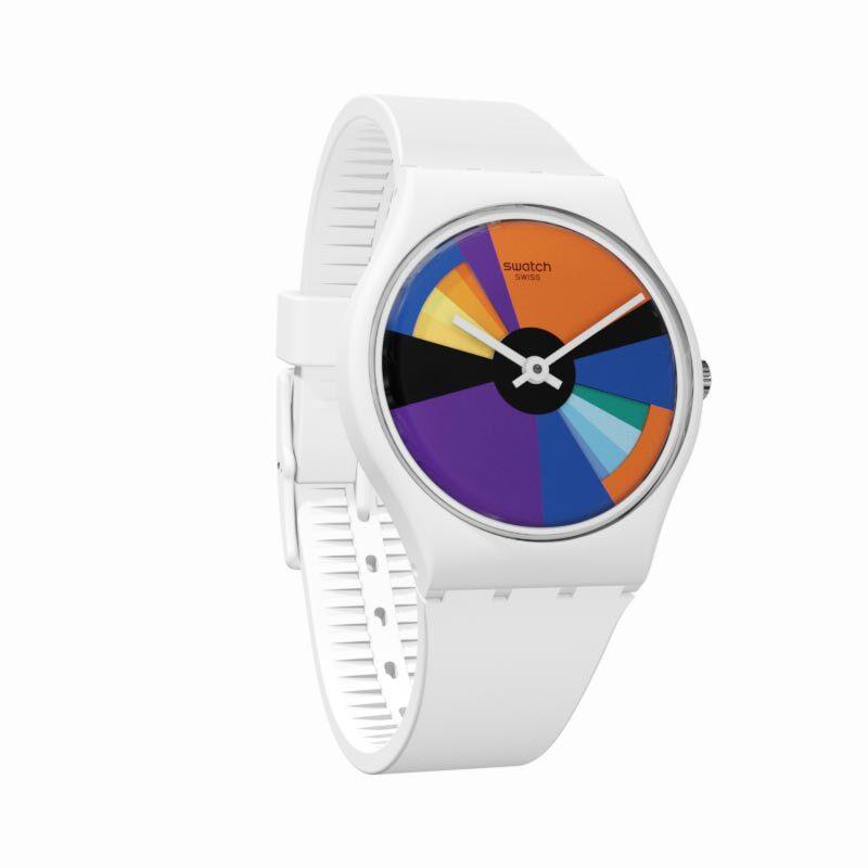 Reloj gw709 color calendar Swatch
