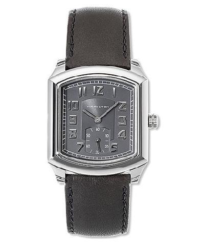 Reloj Hamilton Blaine unisex color gris H28411883