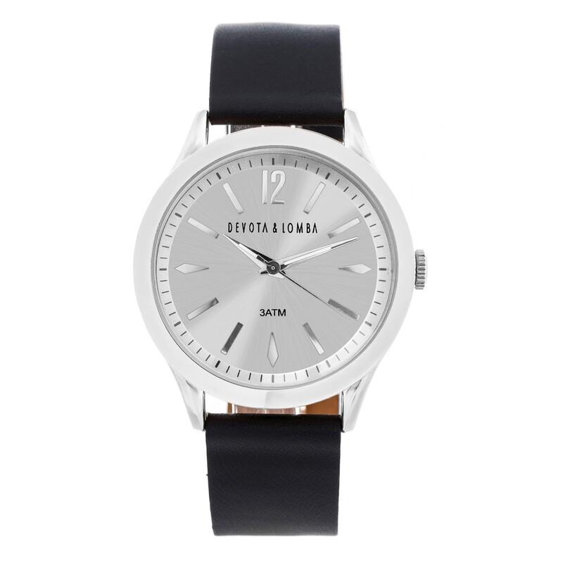 Reloj Hombre Devota y Lomba DL016ML-01BKWH 8435334804161 Devota & Lomba