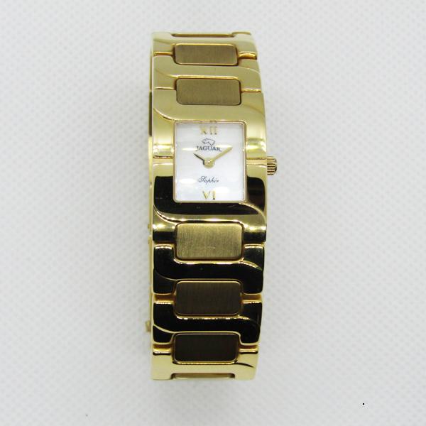 Reloj jaguar de oro mujer