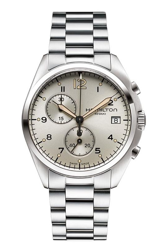 Reloj KHAKI PIONNER BEIG Hamilton H76512155