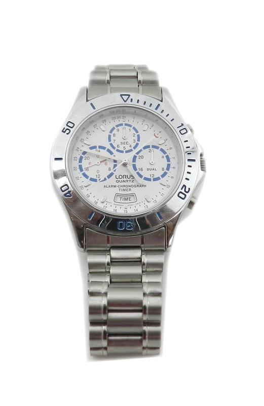 Reloj Lorus cronómetro 2915