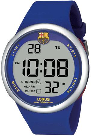 Reloj Lorus Futbol club barcelona R2331HX9