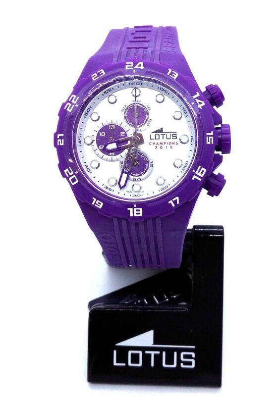 Reloj lotus 15730/K