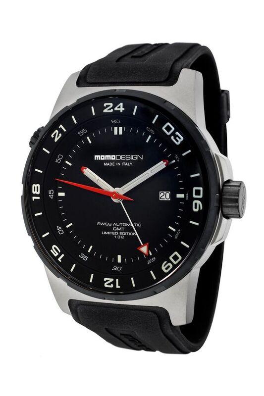 Reloj Momo Design Automatico GMT MD095