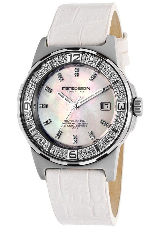 69642d322dc6 Reloj Momo Design mujer bisel diamantes MD093D