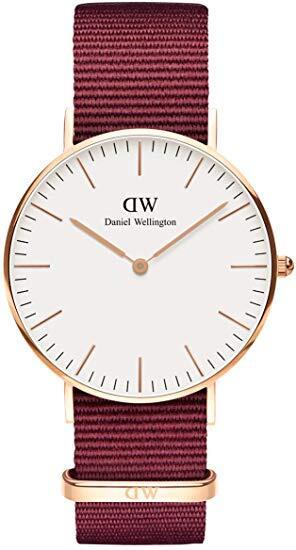 Reloj Mujer Daniel Wellington 36mm DW00100271