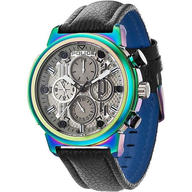 Reloj Police Caballero cronógrafo 100mts R1451235003