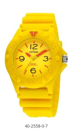 Reloj Potens amarillo 40-2558 amarillo