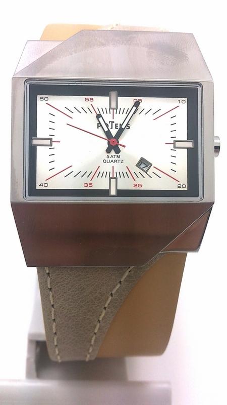 Reloj Potens analógico caballero