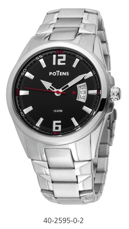 Reloj Potens caballero 40-2595-0-2
