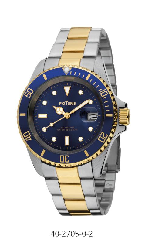 Reloj POTENS CLASSIC CABALLERO 40-2705-0-2