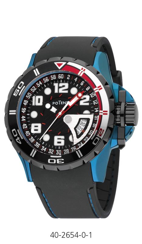 Reloj Potens CABALLERO y cadete 40-2654-0-1