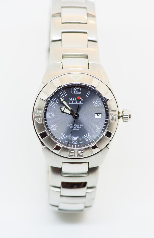 Reloj pulsera deportivo acero  2653750745 Sector