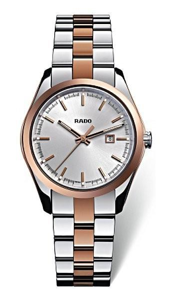 RELOJ RADO HYPERCHROME PLAT ROSE R32976102