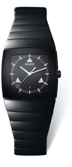 Reloj Rado mujer Sintra negro mate R13767152