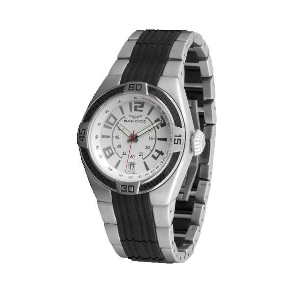 Reloj Sandoz Fernando Alonso negro 71553-00
