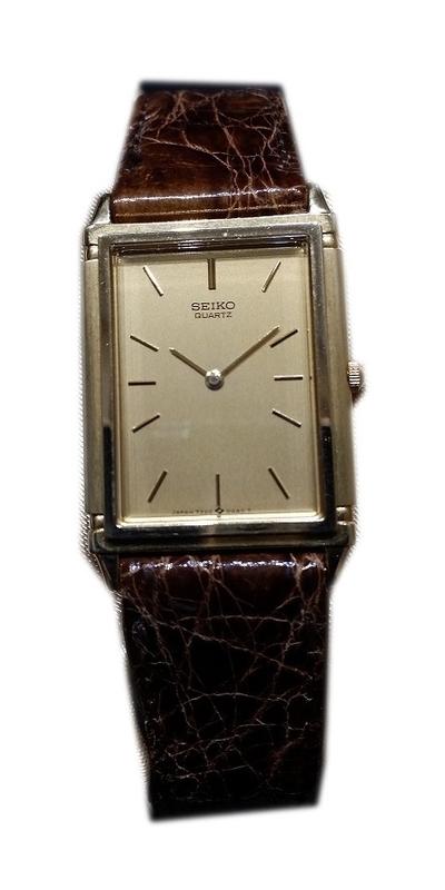 Reloj Seiko Señora Chapado 482582