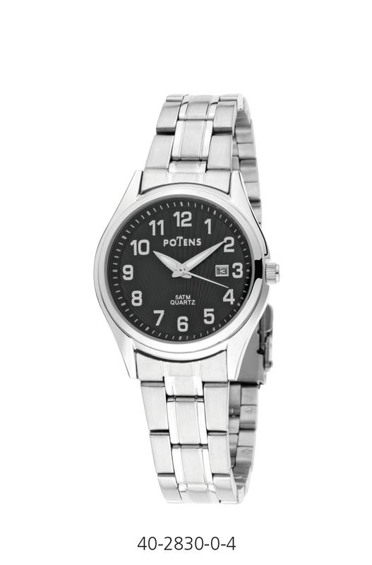 Reloj señora acero potens 40-2830-0-4