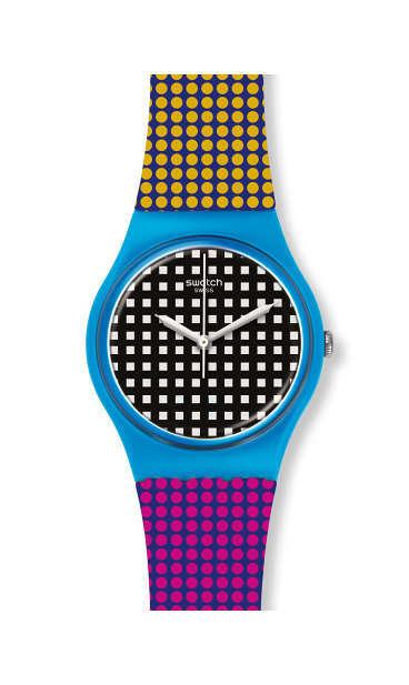 6a699e3e2638 Reloj silicona colores gs146 Swatch
