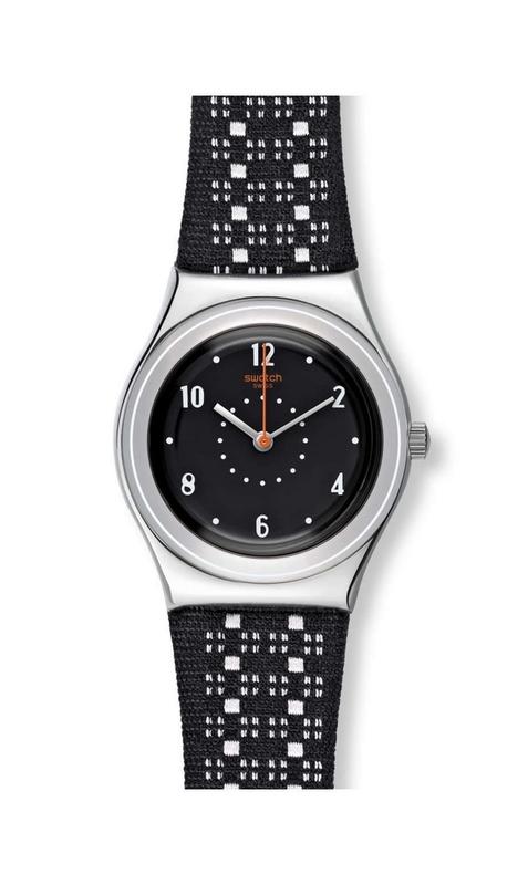 Reloj sra negro yls184 Swatch