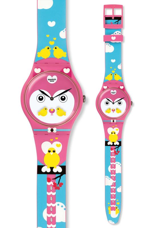Reloj SWATCH Mujer SUOZ190