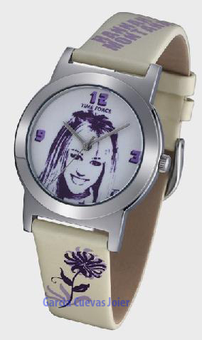 Reloj Time Force Hannah Montana