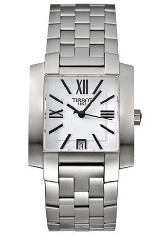 Reloj Tissot caballero blanco T60.1.581.13